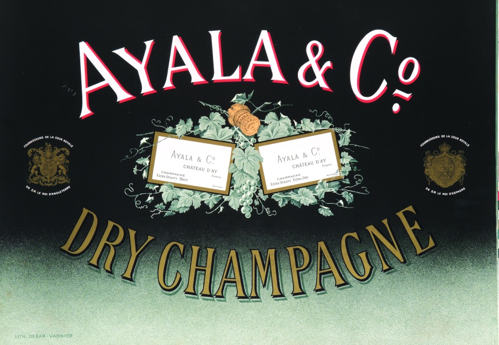 Our Heritage - Champagne Ayala
