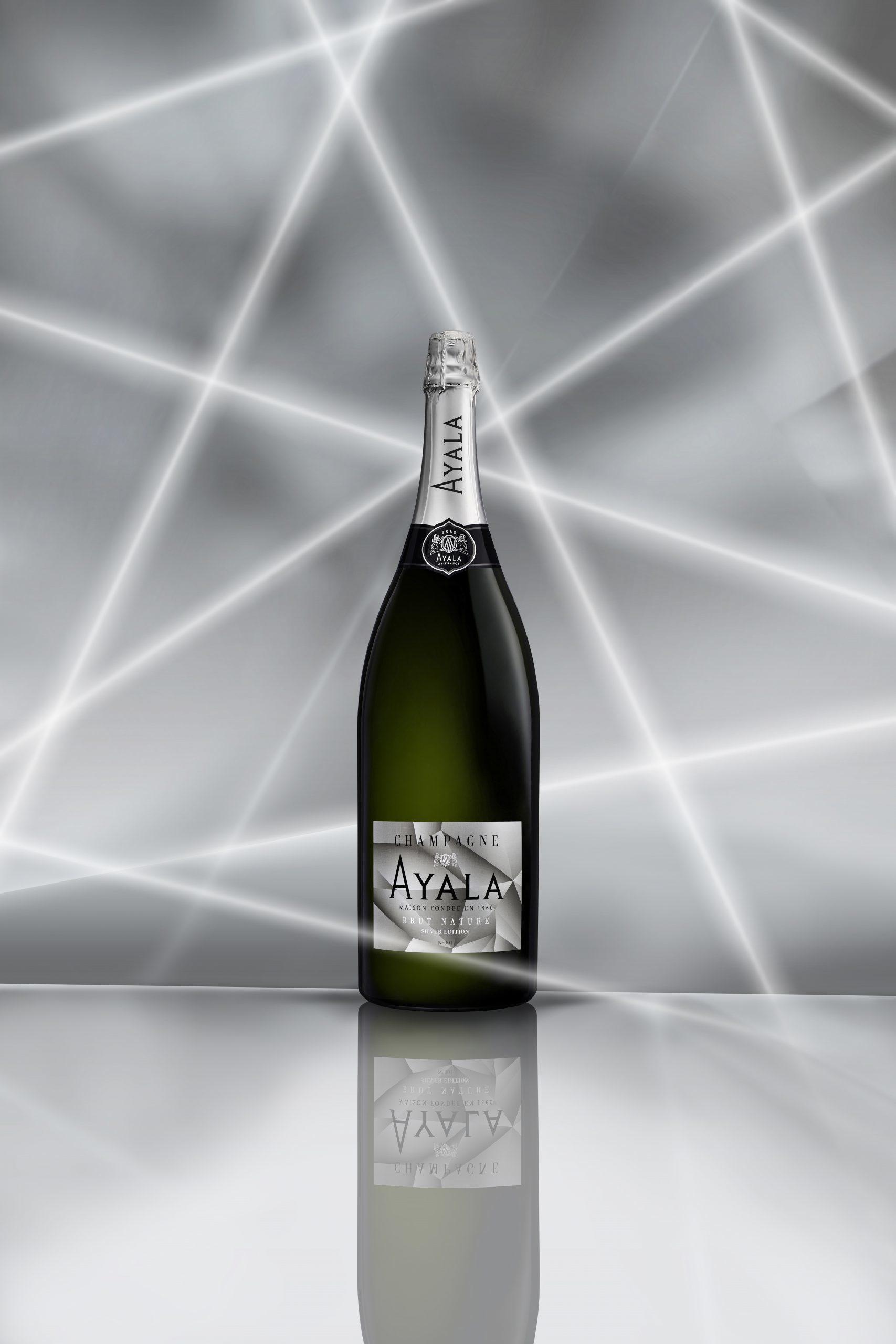Brut Nature Silver Edition Jeroboam - Champagne Ayala