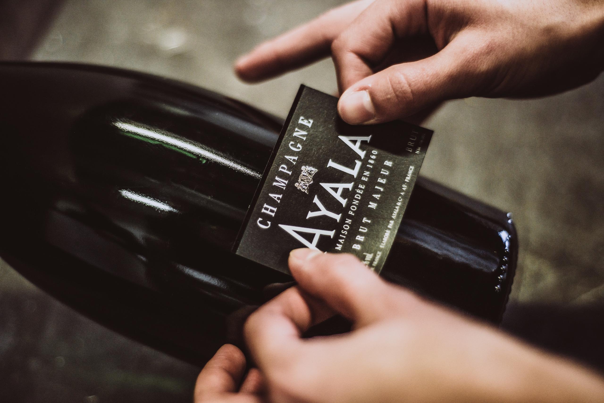 Il nostro Patrimonio - Champagne Ayala