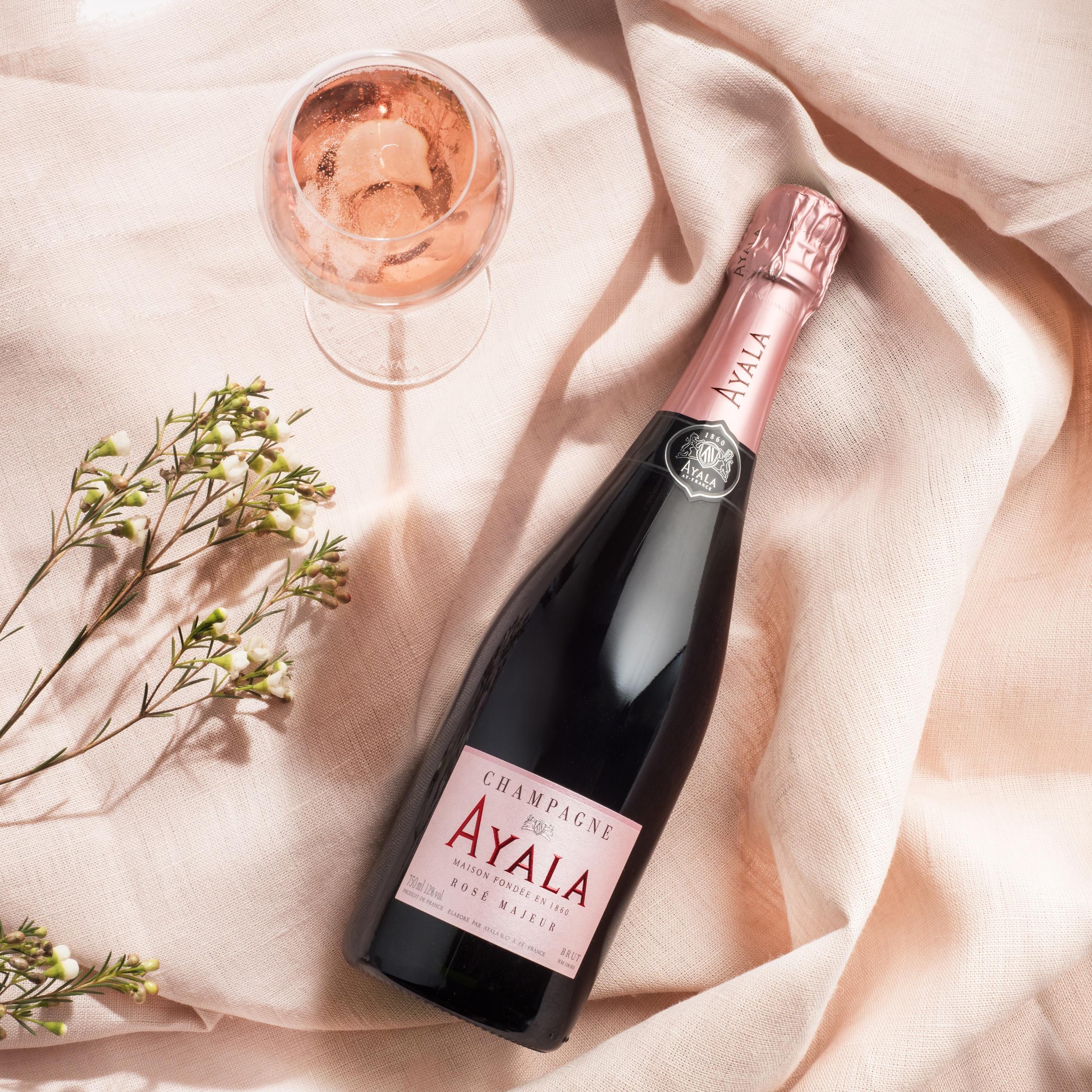 Rosé Majeur - Champagne Ayala