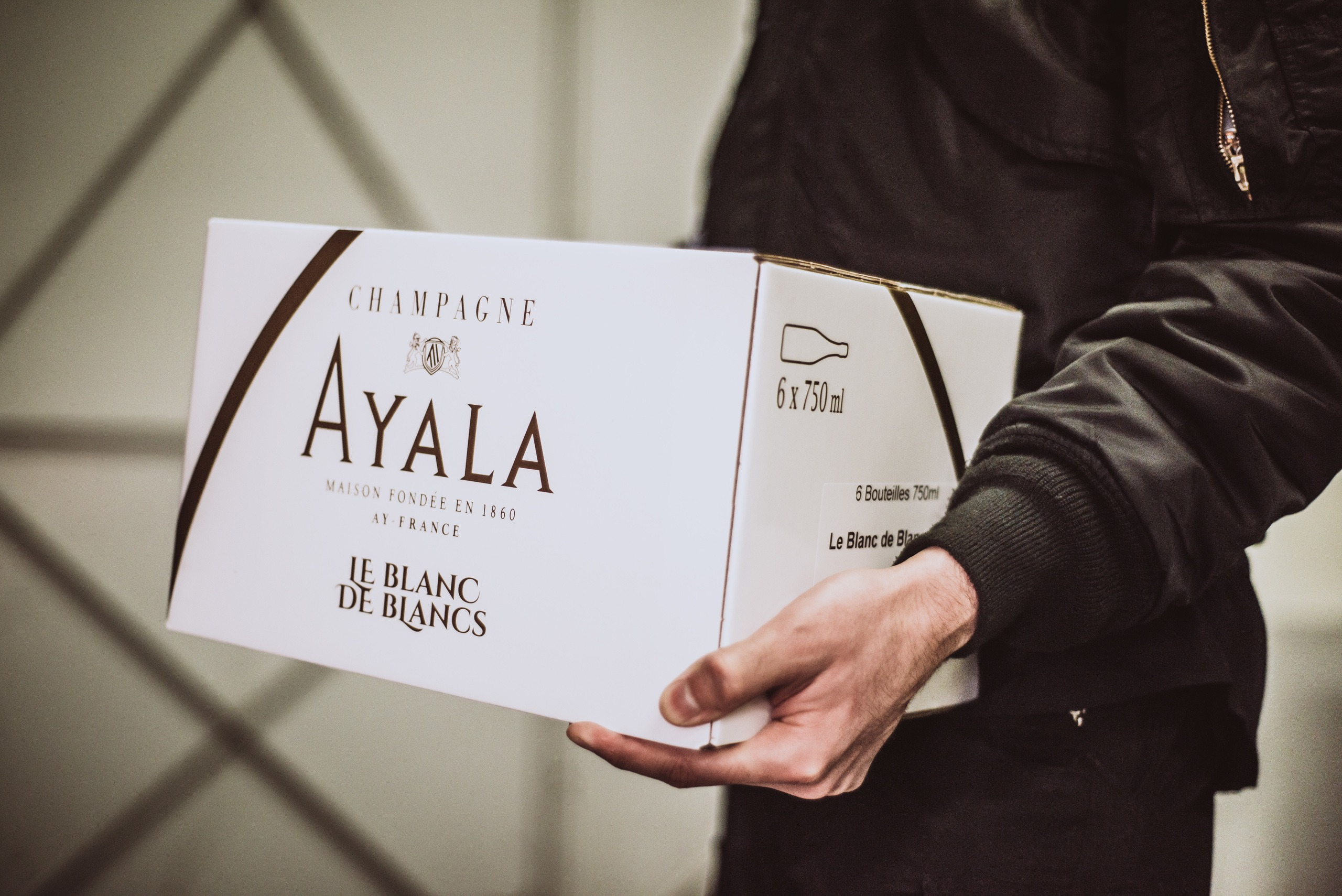 Distributeurs - Champagne Ayala